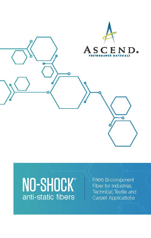 No-Shock® anti-static fiber