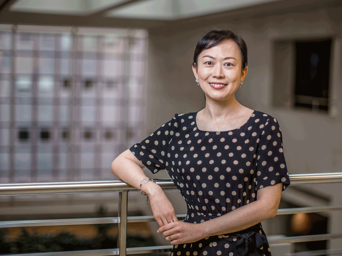 Shirley Han: I make sure my Ascend family succeeds
