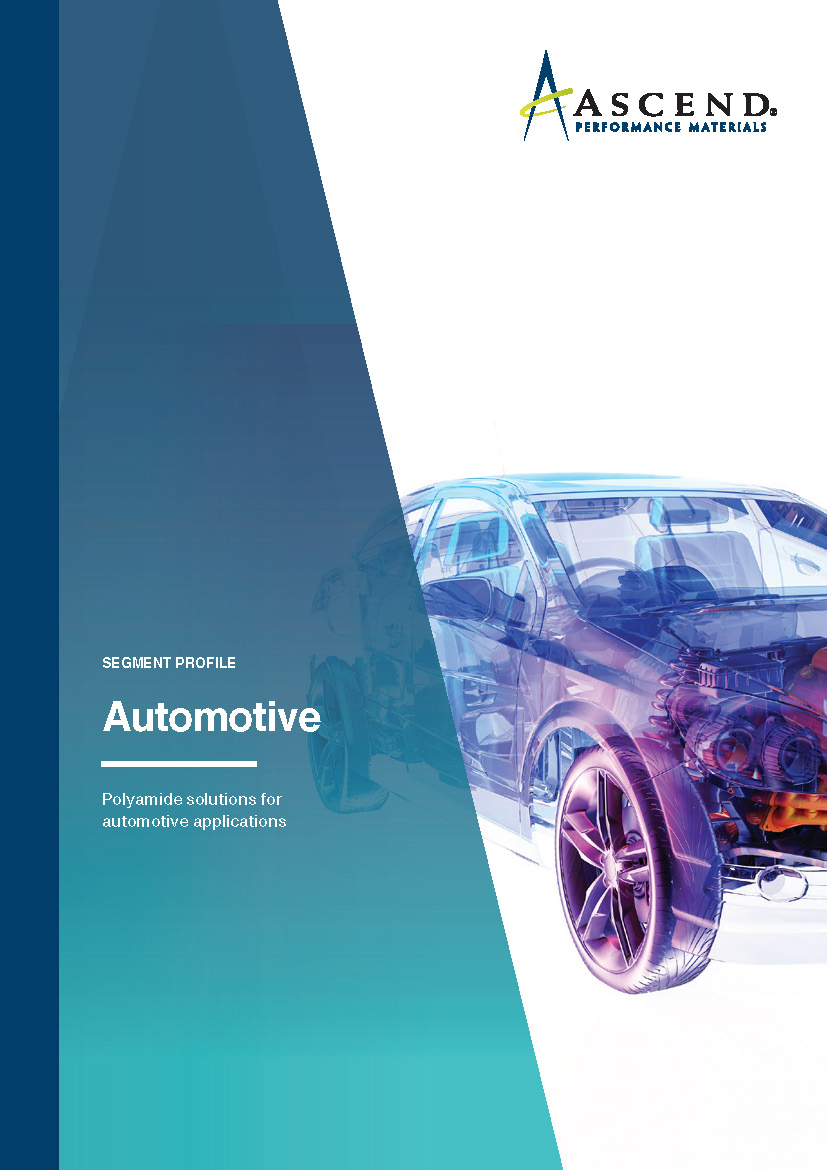 Automotive applications for PA66