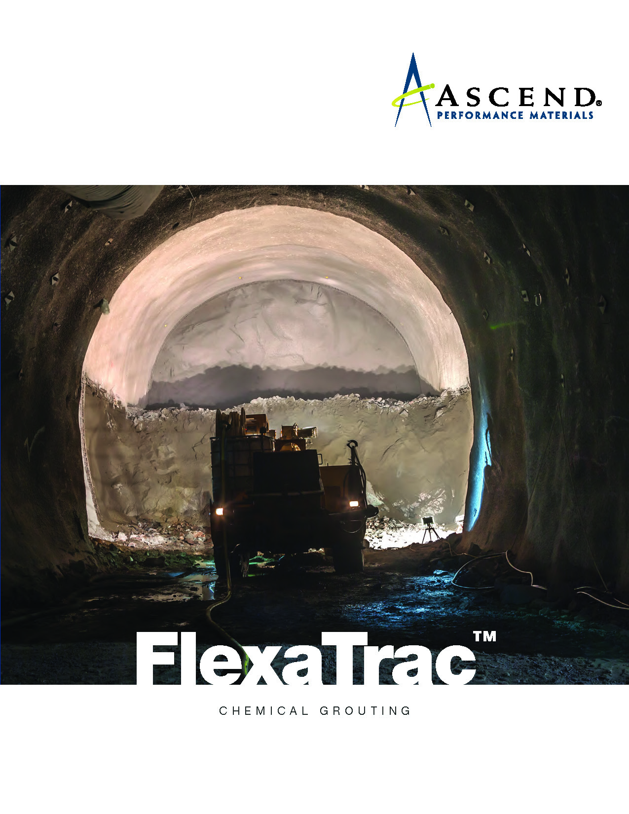 FlexaTrac® for grouting